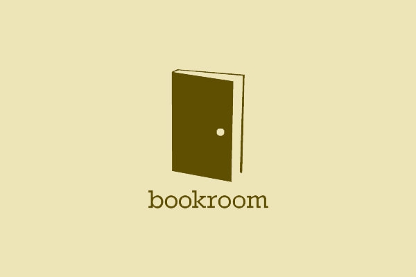 Stylish book Room Logo Design