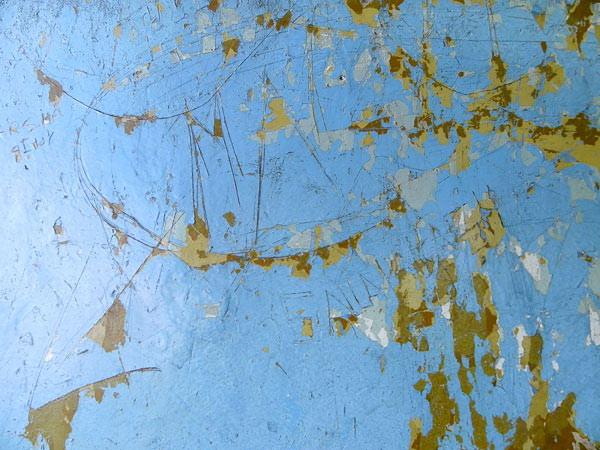 Wall Paint Peeling Texture