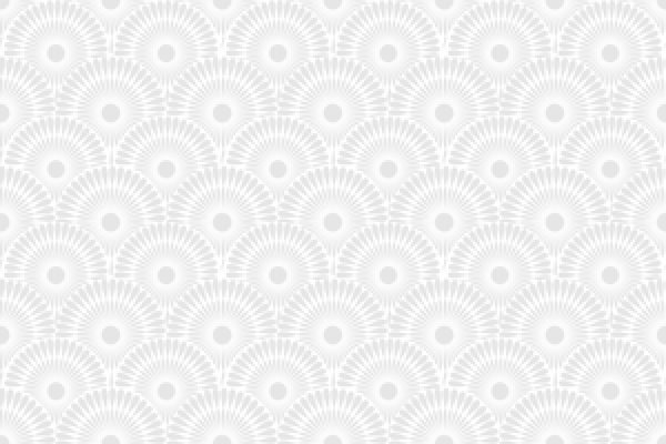 Washi White Seamless Pattern