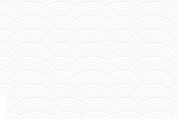 White Seamless Arches Pattern