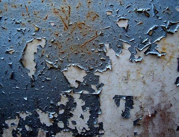blue_peeling_paint Texture