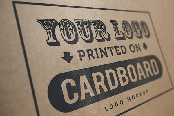 cardboard-logo-mockup-psd