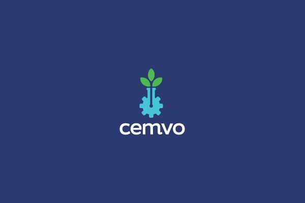 cemvo logo design