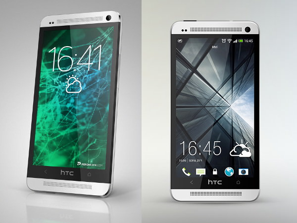 free PSD Htc Mobile mockups