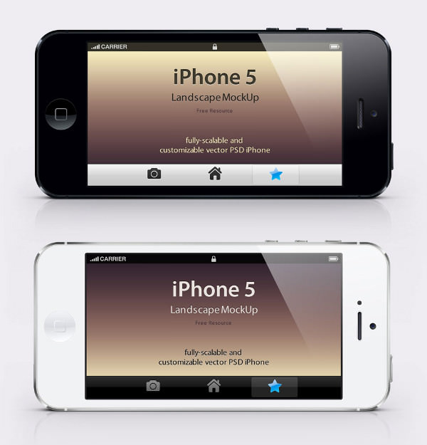 iPhone-5-Psd-Landscape-Mockup