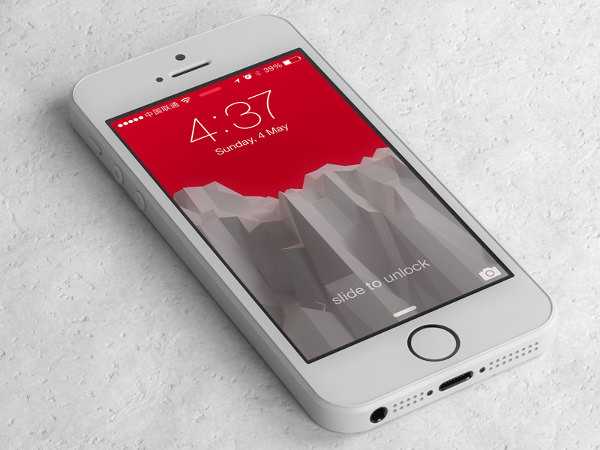iPhone 5s templates