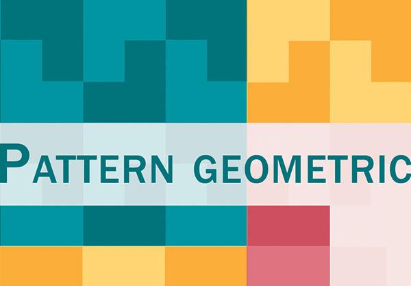 pattern_geometric for Photoshop