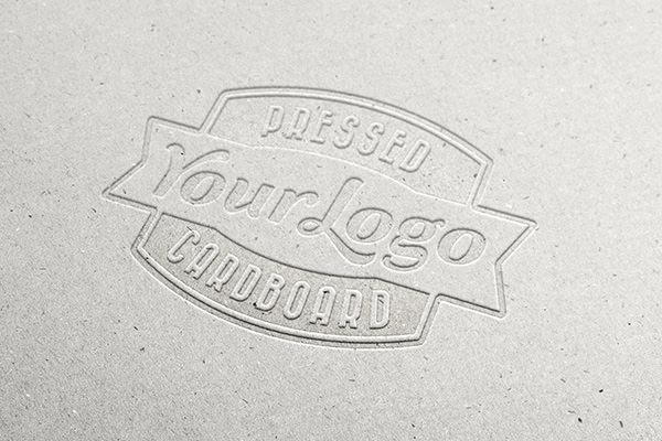 pressed-cardboard--logo-mockup