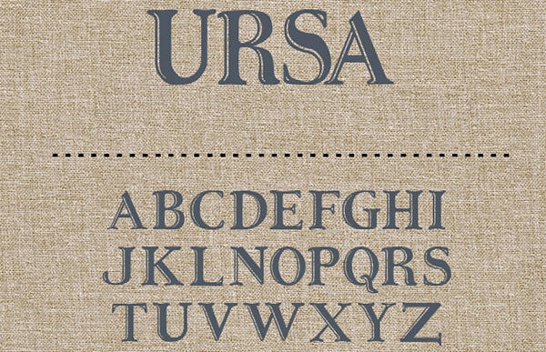 ursa-embossed-fonts