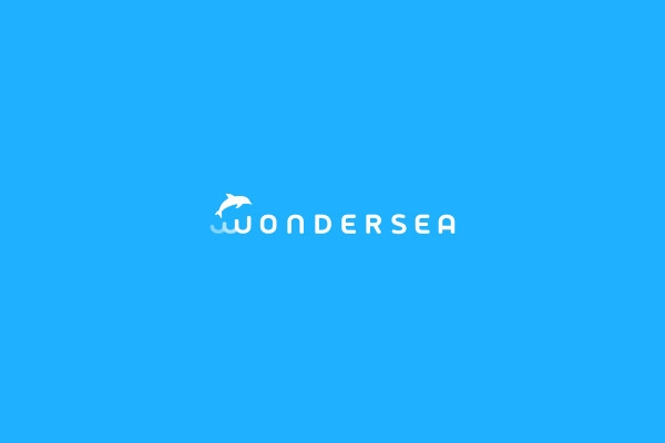 wonder Sea Logo Design