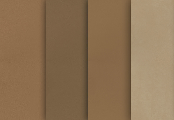 4 Free Light Brown Leather Textures High Resolution