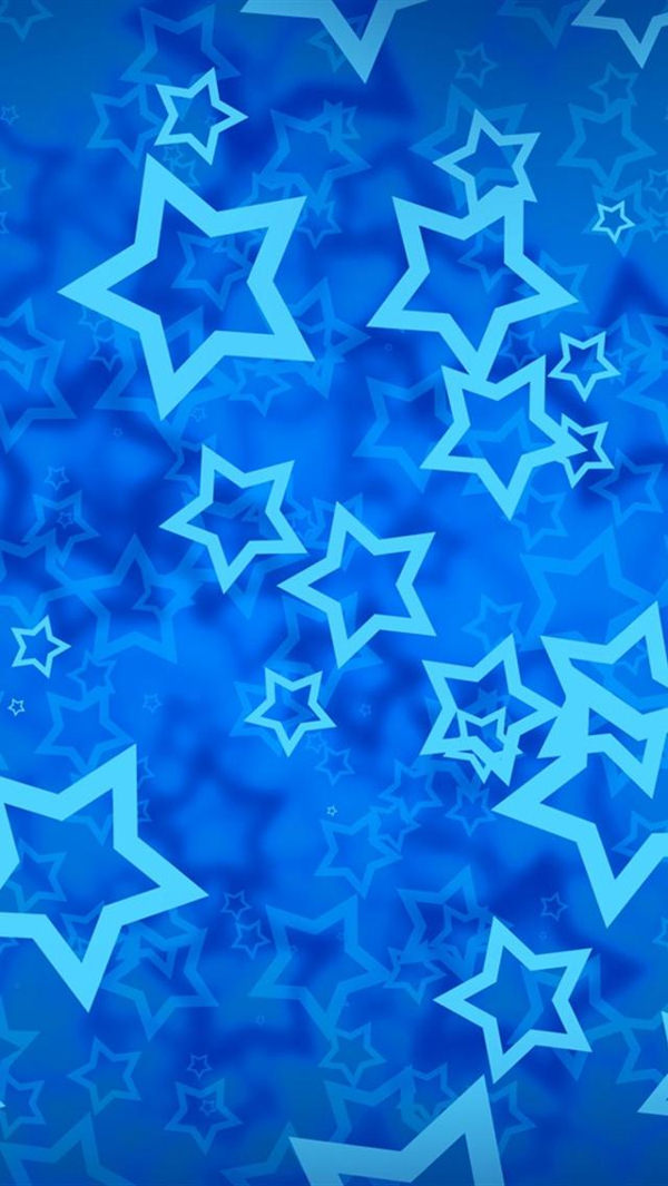 15 Free Blue Iphone Backgrounds Freecreatives