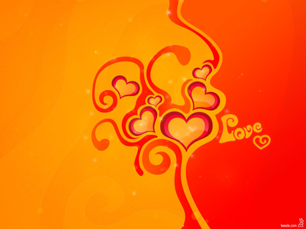 Amazing Free Valentines Day Wallpaper