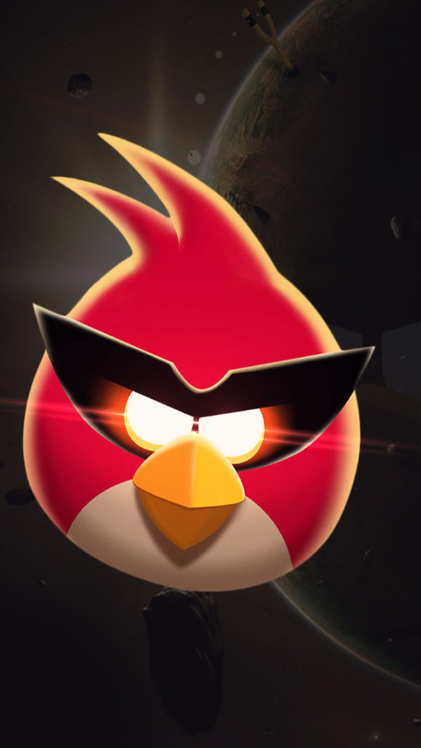 Angry Birds Background For Iphone 5 Free
