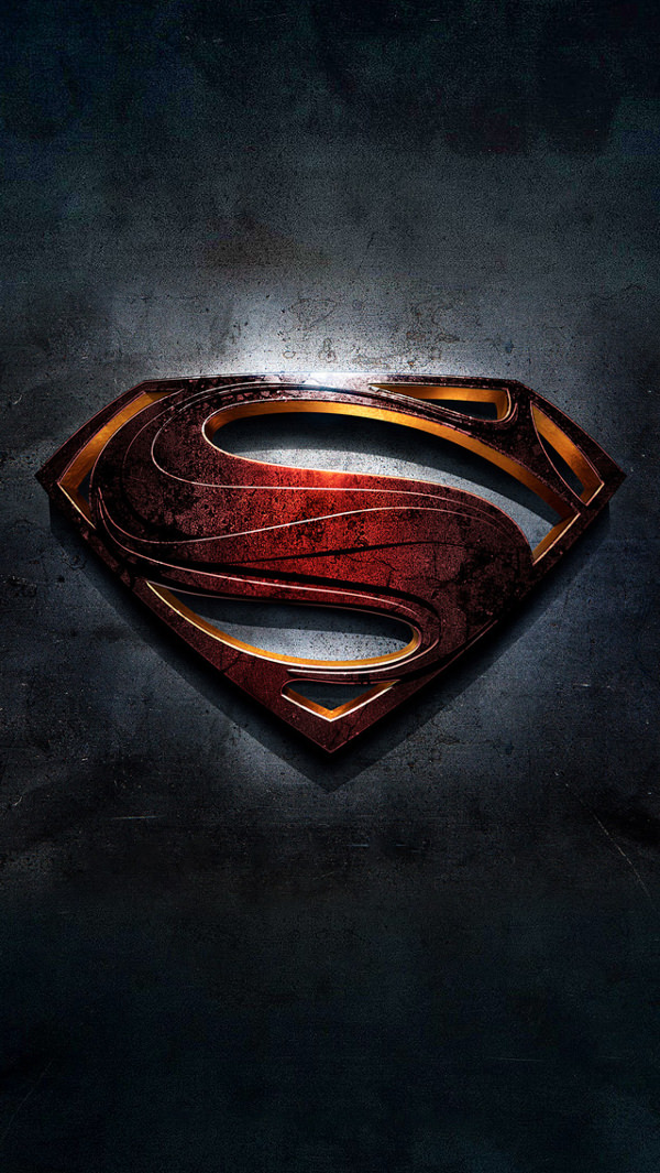 Awesome Superman Background For Iphone 5s