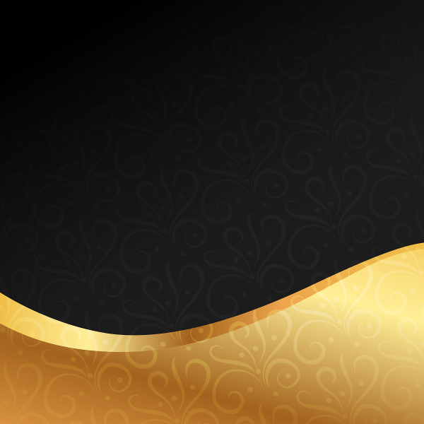 Beautiful Golden Premium Free Vector Background