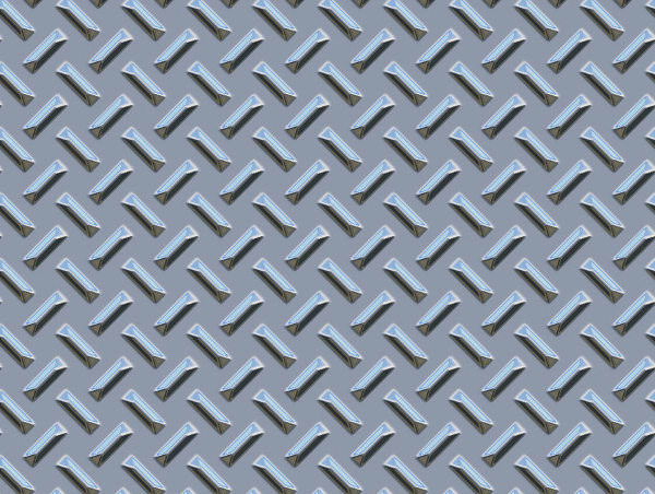 Beautiful Slick and Seamless Silver Texture