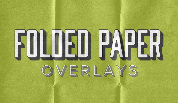 Best Folded paper textures Pack