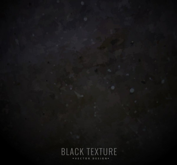 Black Texture Vector Design Background