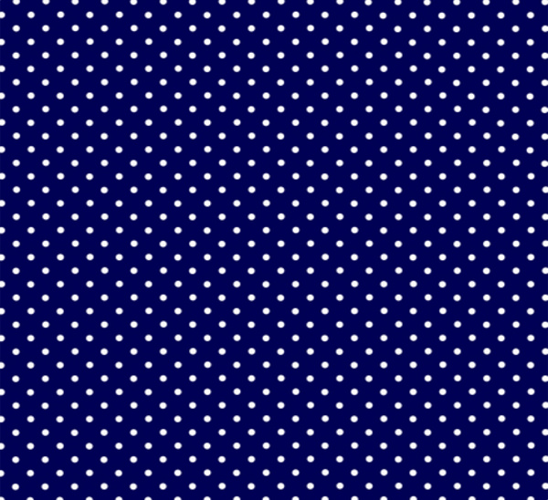 Blue Polka Dots Background For Free