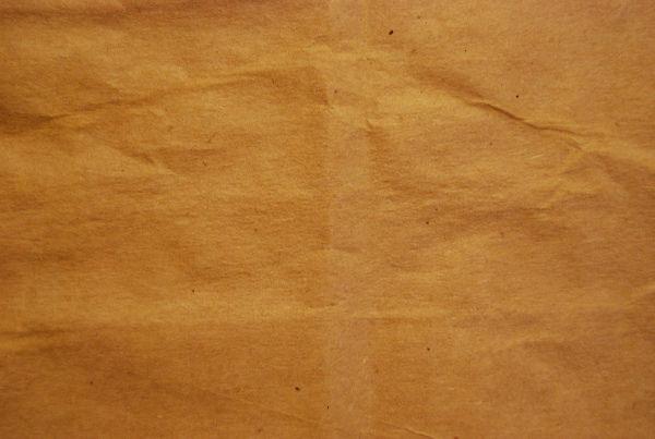Brown Coffee Bag Paper Texture
