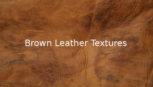 Brown Leather Textures