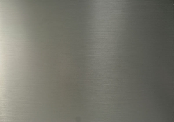 brushed aluminium metal texture