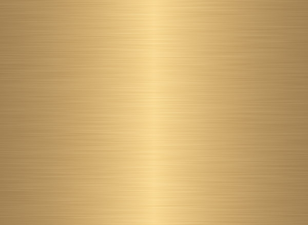Brushed and Shiny Gold Texture