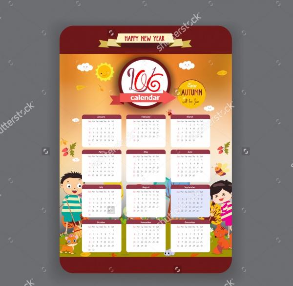 Business School Calendar