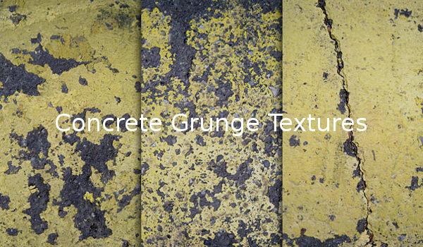 Concrete Grunge Textures