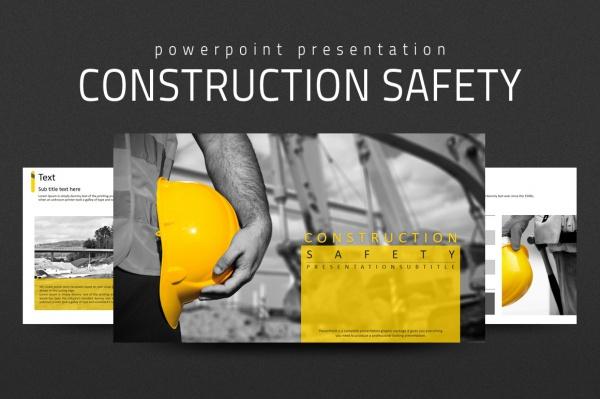 Construction Safety PPT Presentation