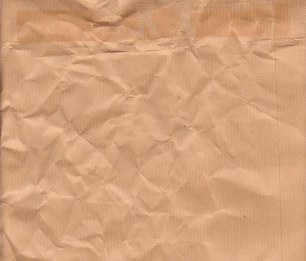 crumpled envelope paper texture