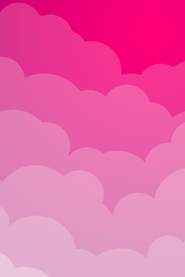 Cute Pink iPhone Background For Free