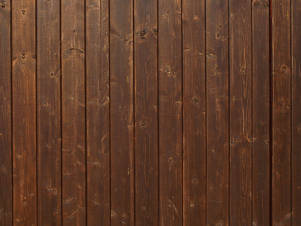 Dark Brown Old Wood Texture