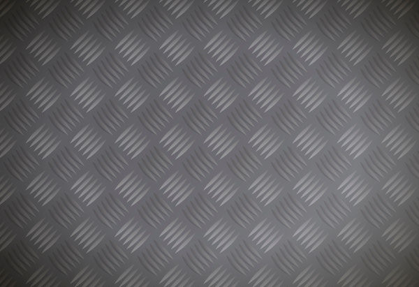 Diamond Plates Dark Metal Texture Free Vector