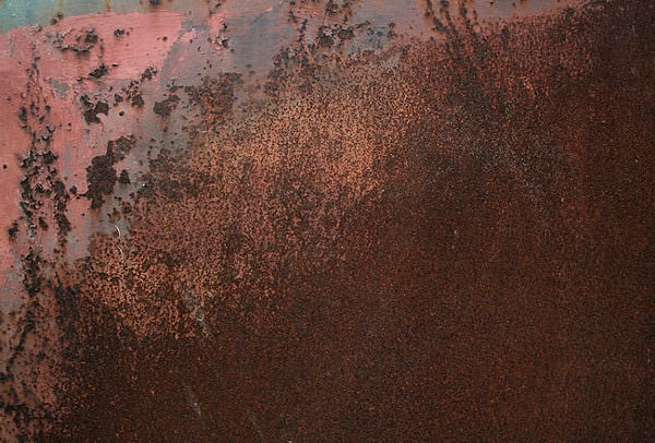Download High Quality Red Rusty Metal Texture