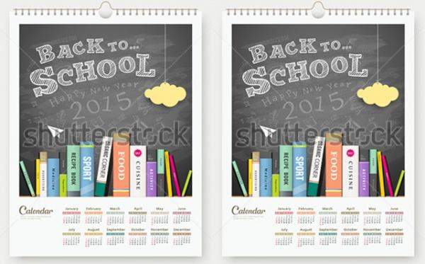 Download School Calendar Design