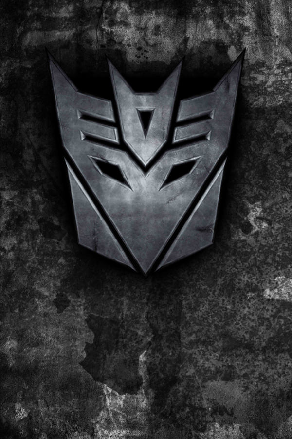 Free Decepticon iPhone 4 Background