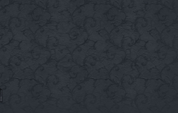 Free Floral Black Vintage Background