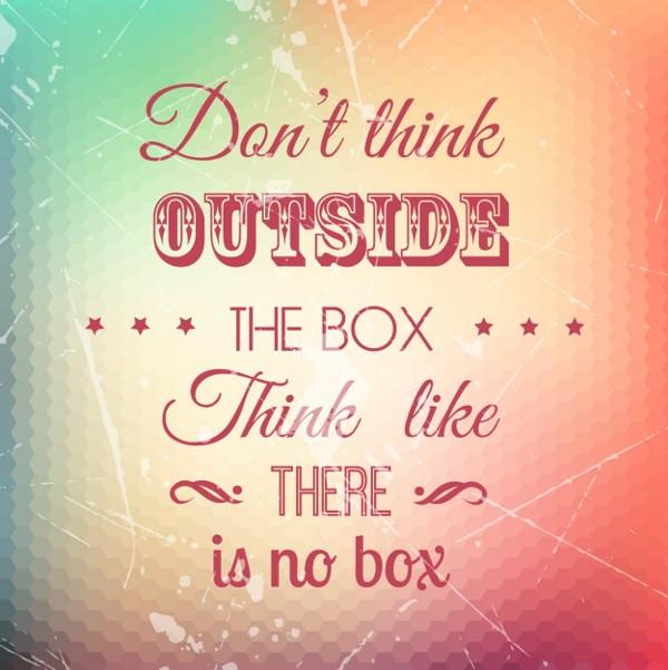 Free Grunge Vintage Quote Background