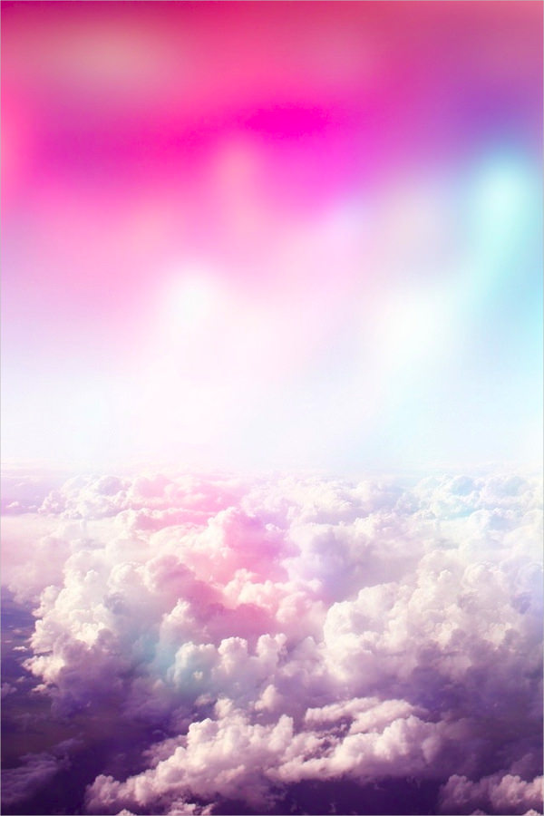 Free Hipster Sky Background For iPhone 4
