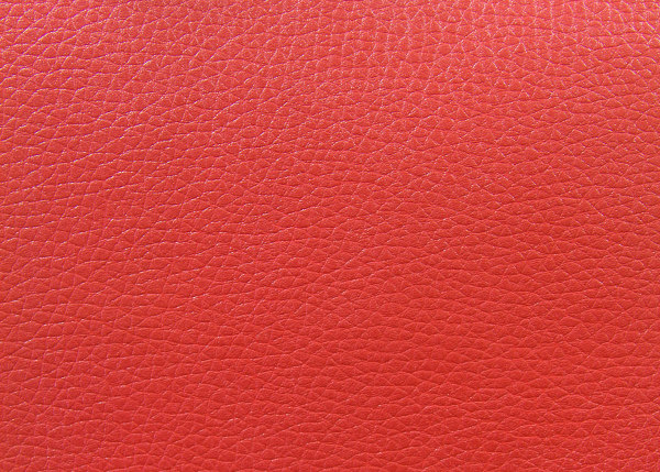 Free Light Red Leather Texture Embossed Fabric