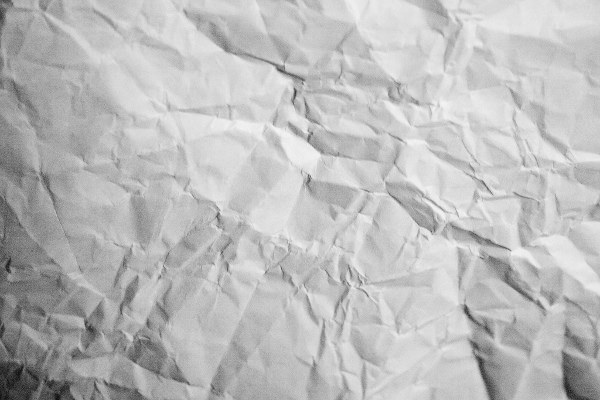 Free Photoshop Crumpled Paper Texture