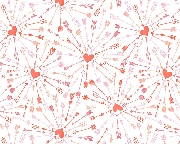 Free Valentines Day Pattern Download
