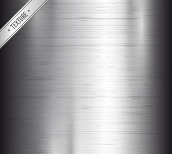 Free Vector Grey Background Metal Texture