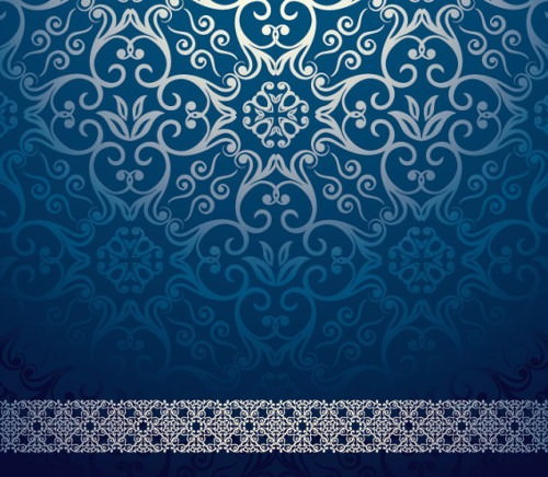 15+ Free Vector Blue Vintage Backgrounds | FreeCreatives