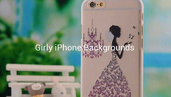 Free 13 Girly Iphone Backgrounds In Psd Ai