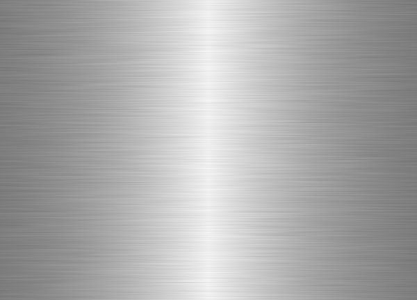 Great Silver Metal Texture Background