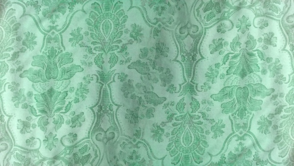 Green Tint Fabrication Cloth Texture