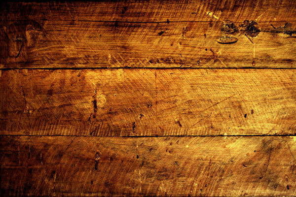 Grungy Old Wood Texture